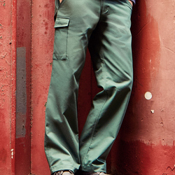Russell W/Wear P/C Twill Trousers (Tall)