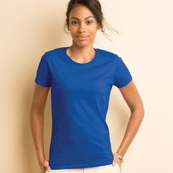 Gildan Ladies Premium Cotton RS T-Shirt