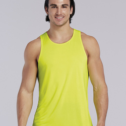 Gildan Mens Performance Singlet