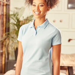 Jerzees Colours Ladies 65/35 Hard Wearing Pique Polo