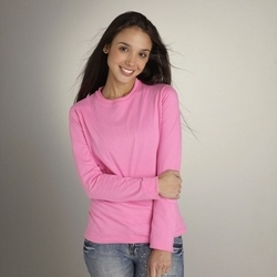Gildan Ladies Soft Style Long Sleeve T