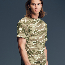 Anvil Adult Heavyweigt Camouflage T