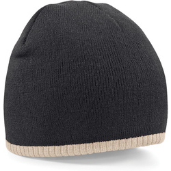 Beechfield Two Tone Beanie Knitted Hat