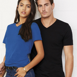 Canvas Delancey V-Neck Tee
