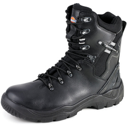 Dickies Quebec Super Safety Lined Boot - Black