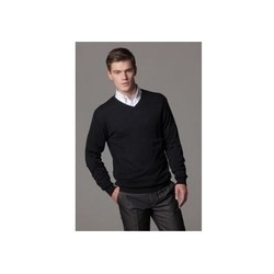 Kustom Kit Arundel V neck jumper