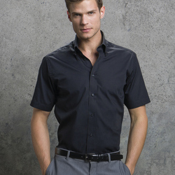 Men's City Short Sleeve Business Shirt