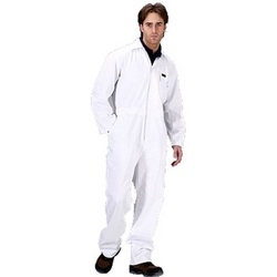CLICK BOILERSUIT WHITE