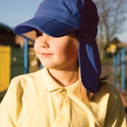 Result Headwear Kids Folding Legionnaire