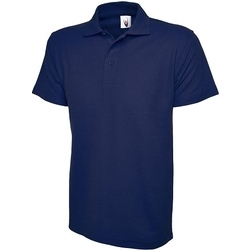 Uneek Classic French Navy Polo shirt