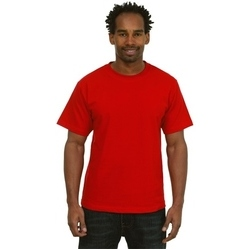 Premium 100 Cotton RED T-Shirt