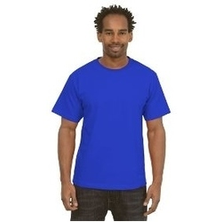 Premium 100 Cotton ROYAL BLUE T-Shirt